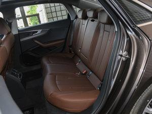 2017款Plus 45 TFSI quattro 风尚型 后排座椅