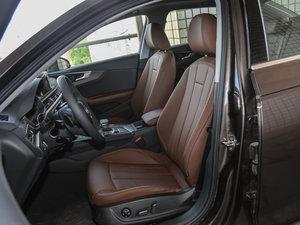 2017款Plus 45 TFSI quattro 风尚型 前排座椅