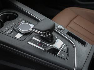 2017款Plus 45 TFSI quattro 风尚型 变速挡杆