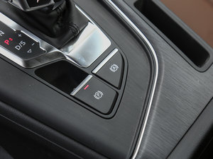 2017款Plus 45 TFSI quattro 风尚型 驻车制动器