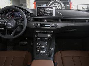 2017款Plus 45 TFSI quattro 风尚型 中控台