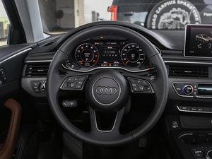 2017款Plus 45 TFSI quattro 风尚型 方向盘