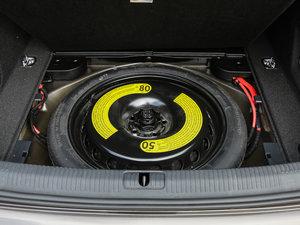 2017款Plus 45 TFSI quattro 风尚型 备胎