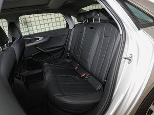 2017款Plus 40 TFSI 风尚型 后排座椅