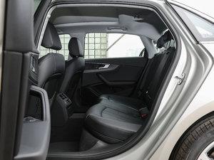 2017款Plus 40 TFSI 风尚型 后排空间