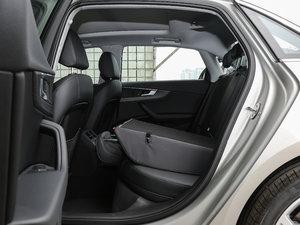2017款Plus 40 TFSI 风尚型 后排座椅放倒