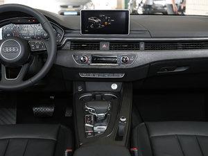 2017款Plus 40 TFSI 风尚型 中控台