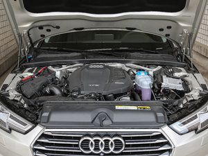 2017款Plus 40 TFSI 风尚型 发动机