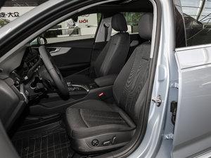 2017款Plus 40 TFSI 进取型 前排座椅