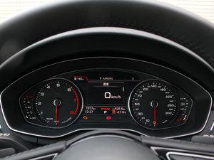 2017款45 TFSI quattro 风尚型 仪表
