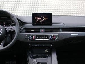 2017款45 TFSI quattro 风尚型 中控台