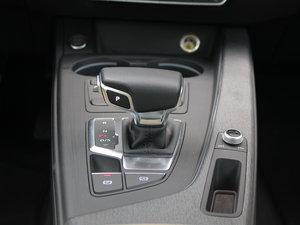 2017款45 TFSI quattro 风尚型 变速挡杆