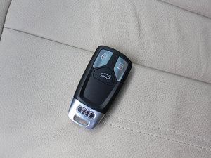 2017款45 TFSI quattro 风尚型 钥匙
