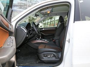 2017款40 TFSI 舒适型 前排空间