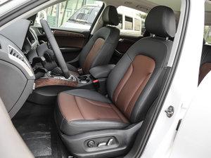 2017款40 TFSI 舒适型 前排座椅