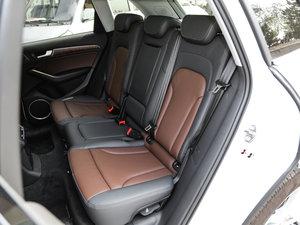 2017款40 TFSI 舒适型 后排座椅