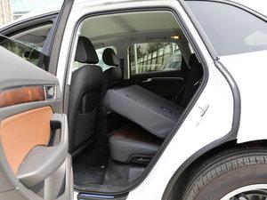 2017款40 TFSI 舒适型 后排座椅放倒
