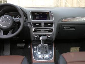 2017款40 TFSI 舒适型 中控台