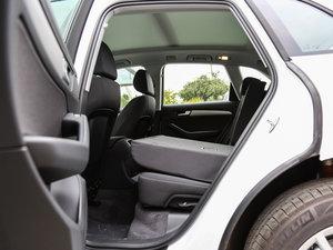 2017款40 TFSI 进取型 后排座椅放倒
