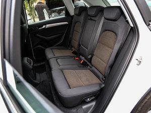 2017款40 TFSI 进取型 后排座椅