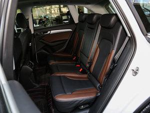 2017款40 TFSI 技术型 后排座椅