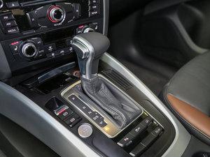 2017款40 TFSI 技术型 变速挡杆