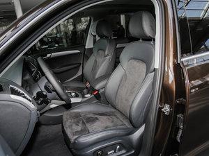2017款40 TFSI 动感型 前排座椅