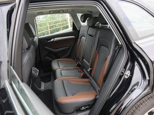 2017款Plus 40 TFSI 技术型 后排座椅
