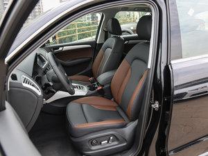 2017款Plus 40 TFSI 技术型 前排座椅