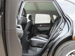 2017款Plus 40 TFSI 舒适型 后排空间