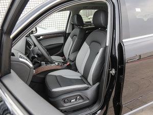 2017款Plus 40 TFSI 舒适型 前排座椅