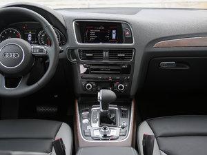 2017款Plus 40 TFSI 舒适型 中控台