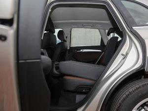 2017款Plus 40 TFSI 技术型 后排座椅放倒