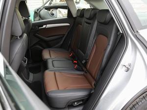 2017款Plus 40 TFSI 进取型 后排座椅