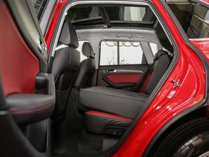 2017款Plus 40 TFSI 舒适型 后排座椅放倒