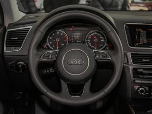 2017款Plus 40 TFSI 舒适型 方向盘