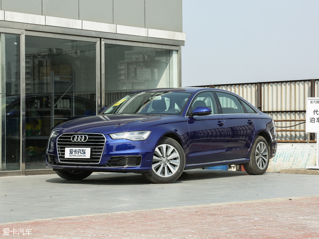 一汽-大众奥迪2017款奥迪A6L