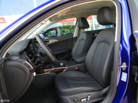 空间座椅奥迪A6L e-tron前排座椅