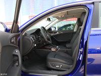 空间座椅奥迪A6L e-tron前排空间