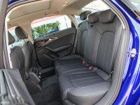空间座椅奥迪A6L e-tron后排座椅
