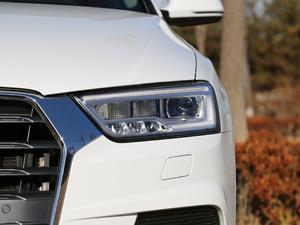 2017款40 TFSI quattro 全时四驱运动型 头灯