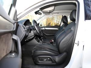 2017款40 TFSI quattro 全时四驱运动型 前排空间