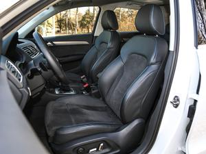 2017款40 TFSI quattro 全时四驱运动型 前排座椅