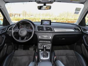 2017款40 TFSI quattro 全时四驱运动型 全景内饰