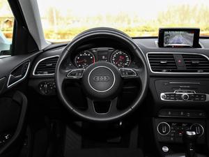 2017款40 TFSI quattro 全时四驱运动型 方向盘