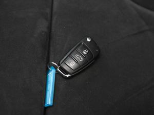 2017款40 TFSI quattro 全时四驱运动型 钥匙