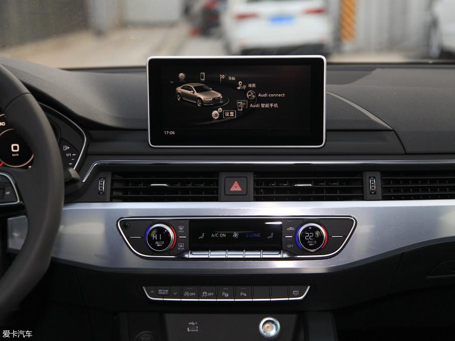 2018款奥迪A4L30周年版 40 TFSI 运动型