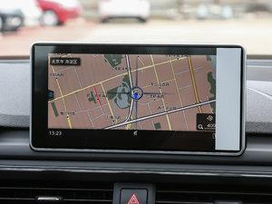 2018款30周年版 40 TFSI 时尚型 中控台显示屏
