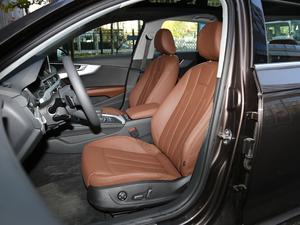 2018款30周年版 40 TFSI 时尚型 前排座椅