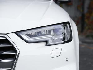 2018款30周年版 45 TFSI quattro个性运动版 头灯
